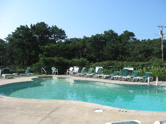 Wellfleet Motel: Outside Swimming Pool
