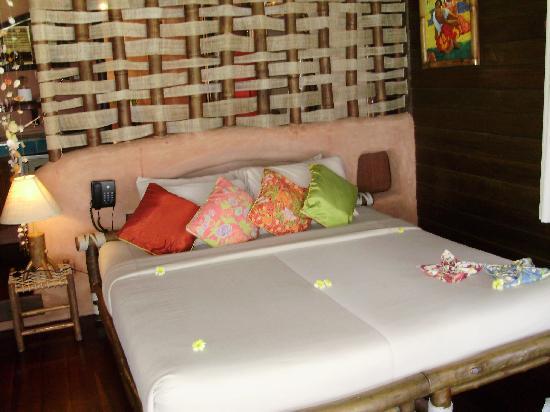 Koh Tao Cabana: Bed