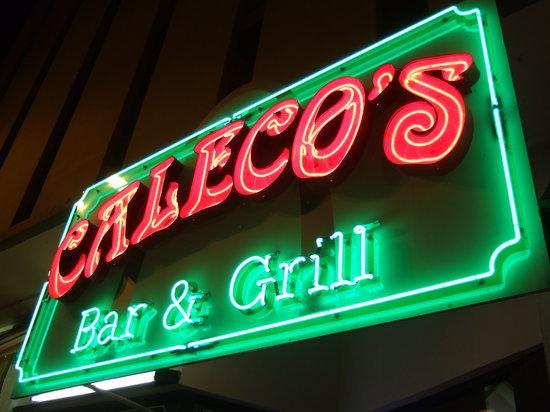 Caleco's Restaurants & Bars: Exterior