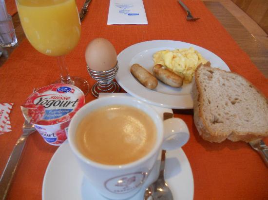 Sommerau Ticino Hotel : breakfast