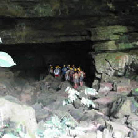 Parque Nacional de Chicamocha: Aventura