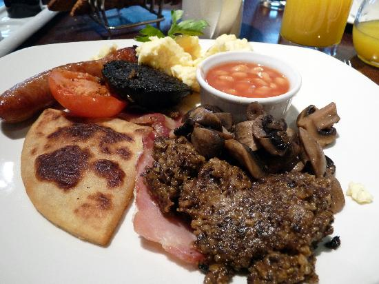 Scottish Breakfast Picture Of Norton House Hotel Amp Spa