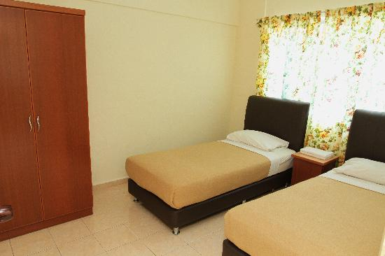 ‪‪Garden City Melaka Service Apartments‬: Third Room‬
