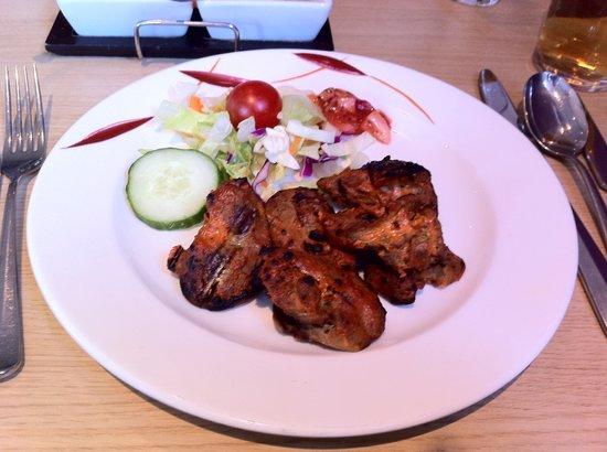 Deeva Restaurant: Chicken Liver Tikka