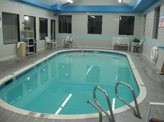 Super 8 Boise : Pool