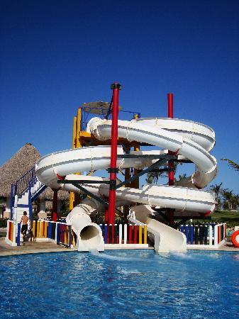 Hard Rock Hotel & Casino Punta Cana: Tobogan acuatico