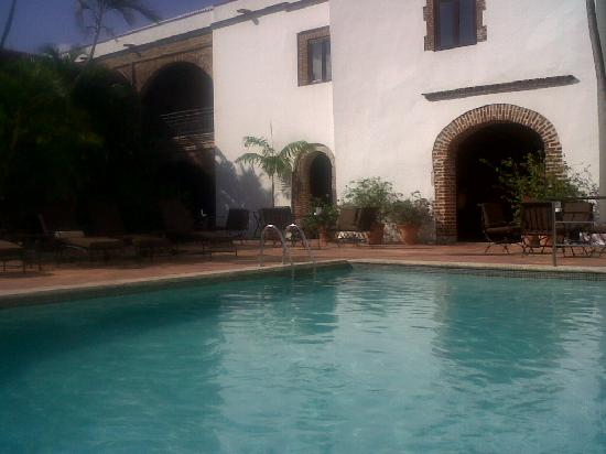 Hostal Nicolas de Ovando Santo Domingo - MGallery Collection: piscina