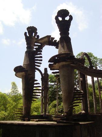 Xilitla photos featured images of xilitla san luis for Jardin xilitla