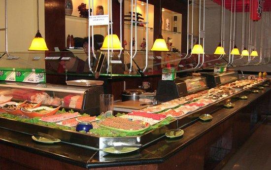 Ginza Japanese Buffet