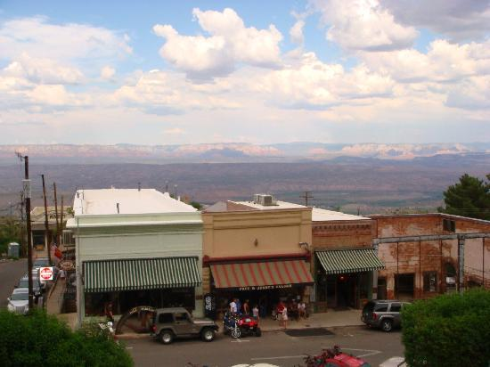 Jerome Historical Society Mine Museum: One Mile High