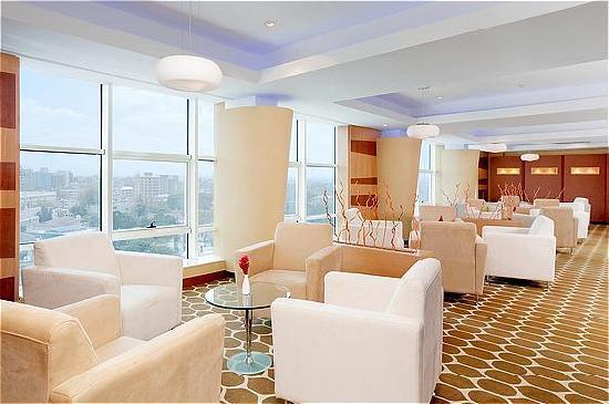 هوليداي إن دار السلام سيتي سنتر: The Executive Lounge
