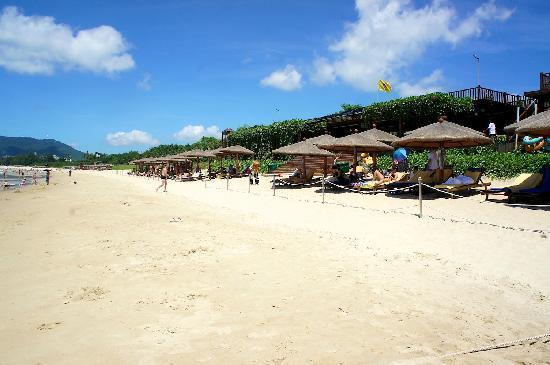 Universal Resort Beach
