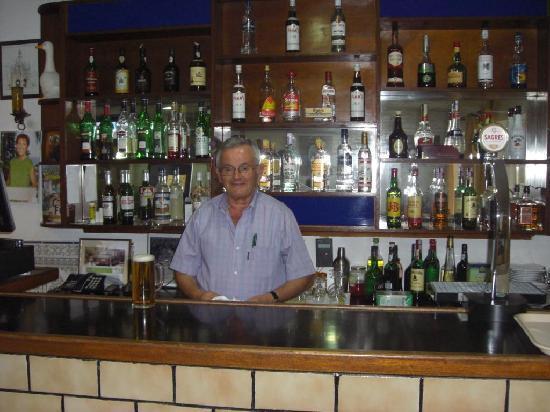 Restaurante Palladium: Chef des Hauses