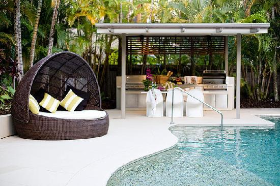 Noosa Tropicana: Tranquil and lush