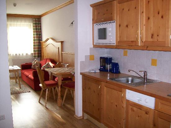 Erlebnis Comfort Camping Aufenfeld: Apartments/Wohnung