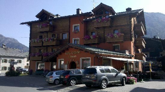 Hotel Cassana: Ecco l'hotel