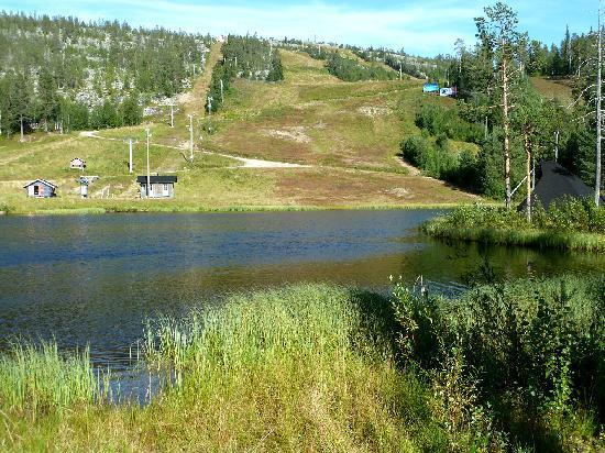 Holiday Club Salla: Skihänge