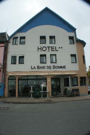 Le Crotoy, France: The Hotel