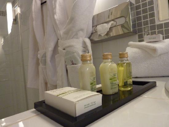 Najeti Hôtel la Magnaneraie : amenities