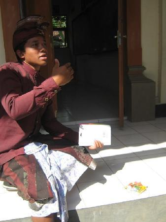 Bali Traditional Tours - Day Tours: Our guide, Ketut