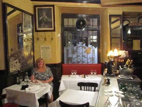 Allard Restaurant Paris