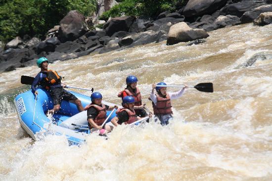 Riverbug Asia: Padas River !!