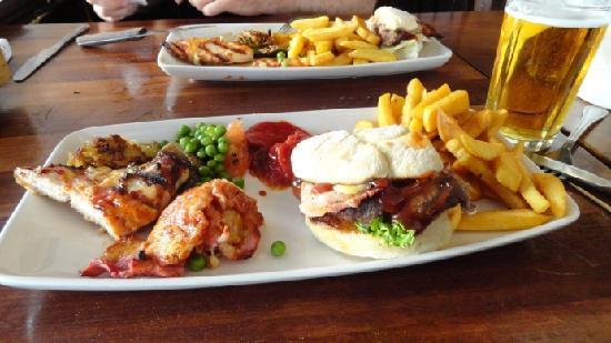O'Neill's Wardour Street : Burgers