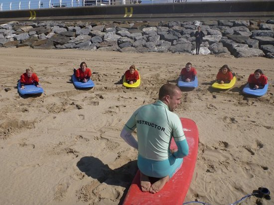 Surf School Wales
