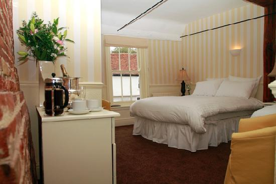 Limes Hotel: the rooms
