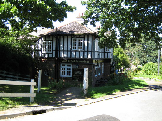 The Fishbourne Inn: Fishbourne Inn