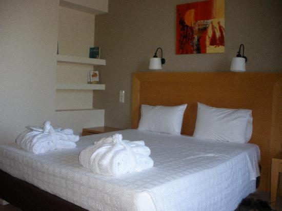 St Stefano Hotel: Our double room