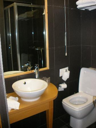 St Stefano Hotel: The bathroom