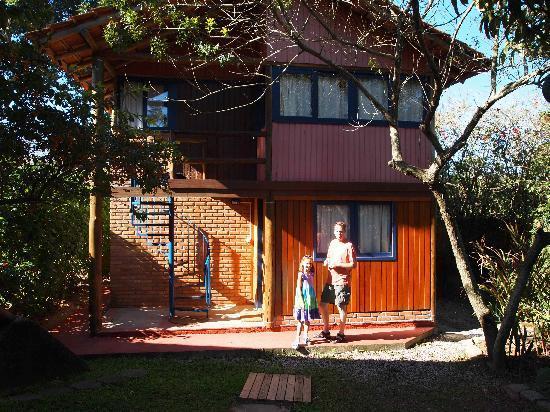 Janela de Marcia Bed and Breakfast: In front of the Hibiscus Suite at Janela de Marcia