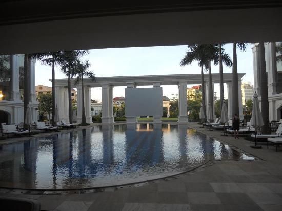 Indochine Palace: Piscina