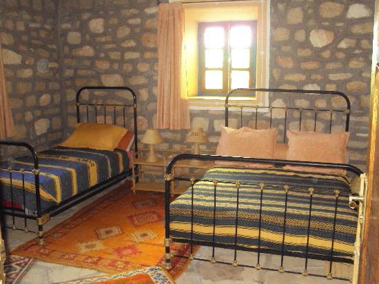 Kasbah Imini: chambres traditionnelles pour une merveilleuse détente