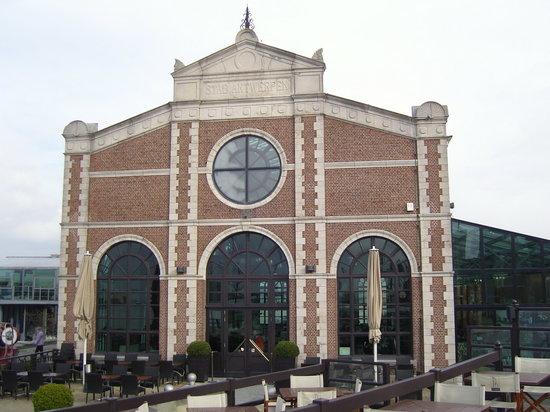 Het Pomphuis : Alte Pumpstation