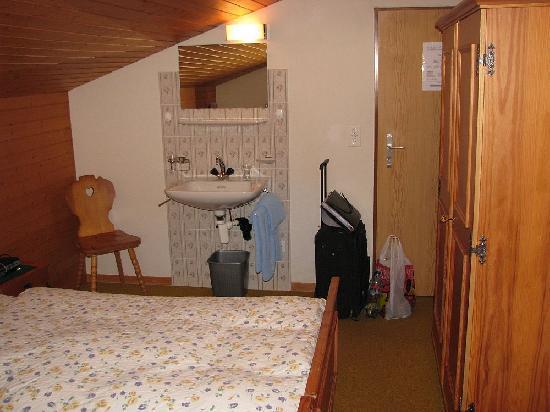 Hotel Adler: Room