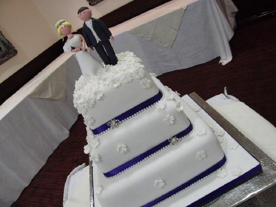 Lathom, UK: The happy couple!!