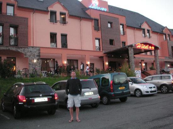 Hôtel Le Picors : hotel en soiree
