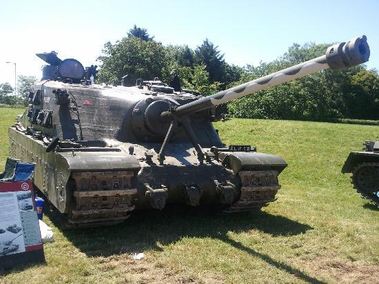 The Tank Museum: A39 Tortoise
