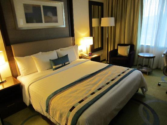 Courtyard by Marriott Seoul Times Square: Deluxe Room