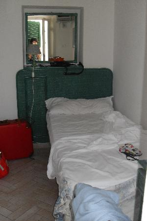 Hotel Scoglio Bianco: singola