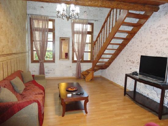 Casa Moazzo Suites & Apartments: soggiorno