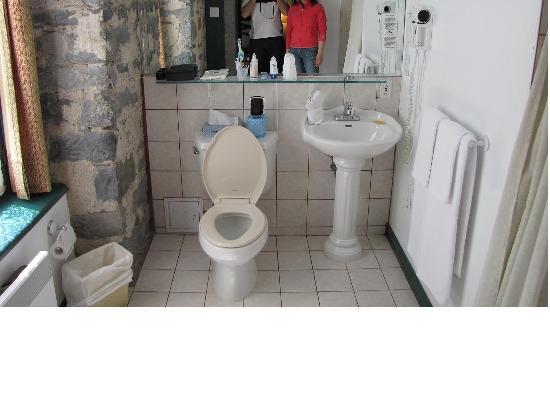 Epik Hotel Montreal : Bathroom