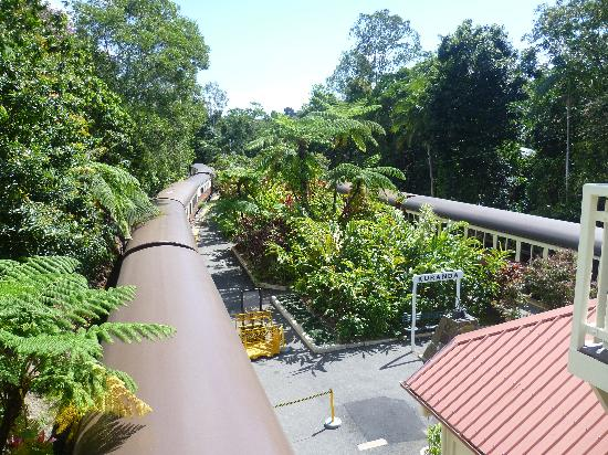 Down Under Tours - Day Tours : Kuranda station