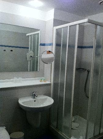 Tulip Inn Turin West : The bathroom