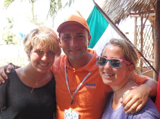 Be Live Experience Las Morlas: lo scandaloso sasà e le mie ragazze...