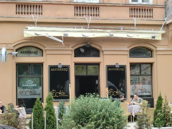 Cafe Alterego - Picture of Cafe Alterego, Budapest - TripAdvisor