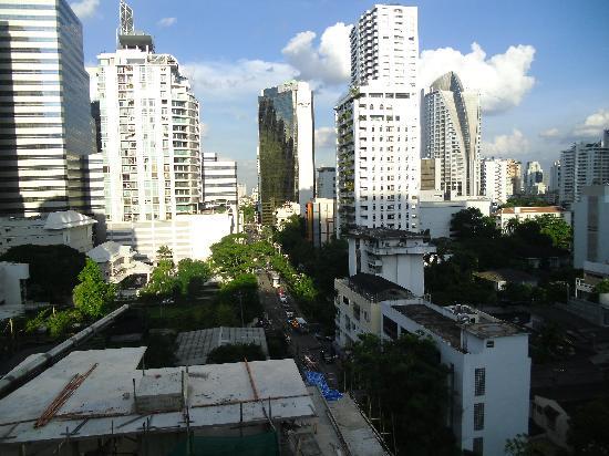 Best Comfort: Bangkok skyline