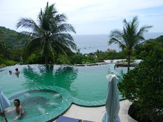 Tanote Villa Hill: La piscine